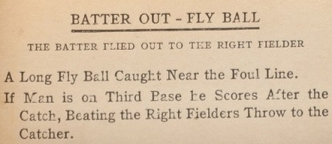 Babe Ruth 1936 Milton Bradley card