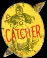 Catcher Tin Tobacco Tag