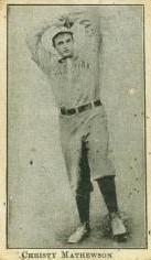 Christy Mathewson 1915 W-UNC