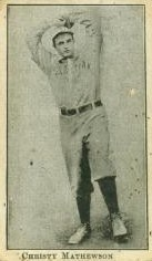 Christy Mathewson 1915 W-UNC