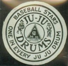 E286 Ju Ju Drums Back