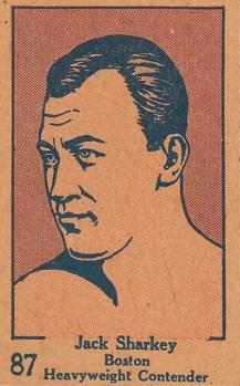 Jack Sharkey W513 Boxing