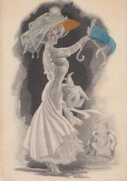 M. Greiner Postcard