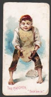 N88 Terrors of America - The Catcher (1888)