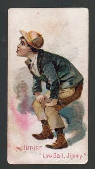 N88 Terrors of America - The Umpire (1888)