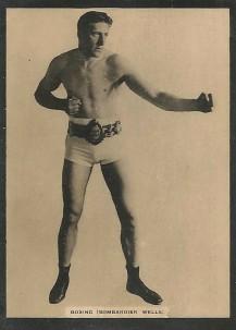 Obsequio de Susini Bombardier Wells Boxing