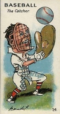 prewarcards-major-drapkin-sporting-snap-catcher-psa-7