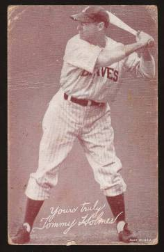 prewarcards-tommy_holmes_-_no_an_exhibit_card