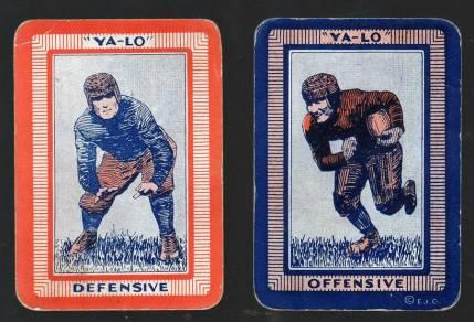 prewarcards-ya-lo-football-game-cards-red-grange-set-2