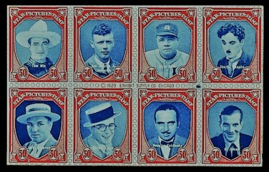 Ruth Star Picture Stamps