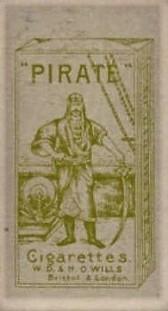 T215 Pirate Cigarettes Back