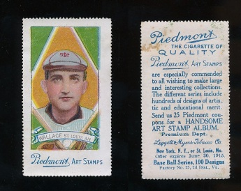 T330-2 Piedmont Art Stamps