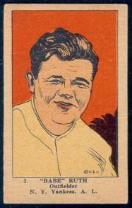 W515 Strip Babe Ruth