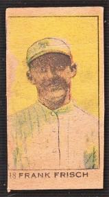 W521 Frankie Frisch Strip Card (1921)
