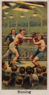 1925 Turf Boguslavsky Georges Carpentier Boxing