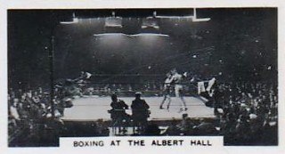 1927 Homeland Events Boxing