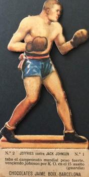 1928 Jaime Boix Chocolates Die-Cuts Boxing.jpg