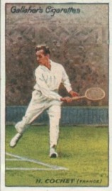 1928 Lawn Tennis Celebrities Gallaher