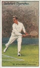 1928 Lawn Tennis Celebrities Gallaher