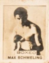 1930 Caramelos La Estrella Boxing Max Schmeling.jpg