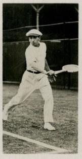 1930 Major Drapkin Sporting Celebrities Rene Lacoste tennis