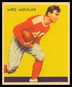 1935 Natioal Chicle Mike Mikulak