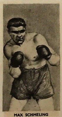 1938 F.C. Cartledge Knock Out Razor Blades Boxing