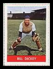 1944 Yankees Stamps Bill Dickey