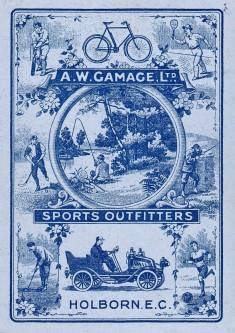 A.W. Gamage Playing Card Golf Tennis.jpg