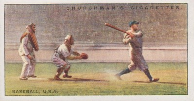 Babe Ruth Churchman