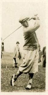 Bobby Jones 1930 Major Drapkin Sporting Celebrities