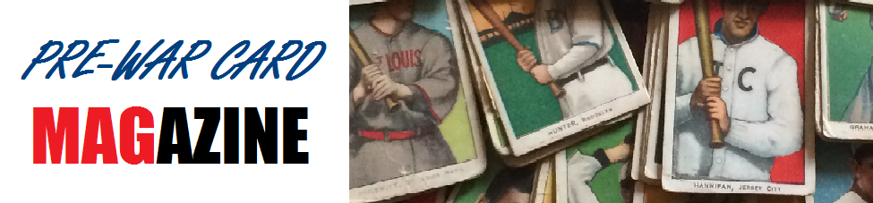 Pre-War Card Magazine