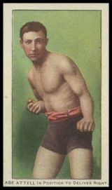E79 Abe Attell Boxing