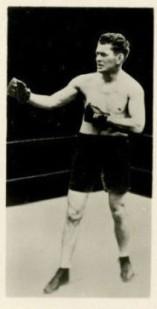 Jack Dempsey 1930 Major Drapkin Sporting Celebrities