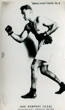 Jack Dempsey 1940-70 Boxing News Photo