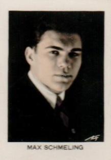 Max Schmeling Orami Filmfotos Movie Cards 1932 Boxing