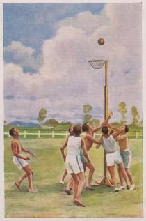 sanella-netball