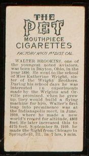 T229 1910 Pet Cigarettes