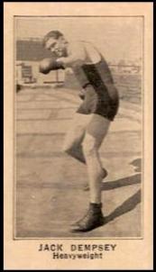 W580 Jack Dempsey Boxing