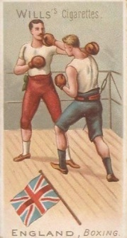 Wills Sports of All Nations Boxing