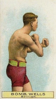 1911 Wills Scissors Boxers