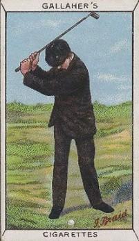 1912 Gallaher Sports Series Golf