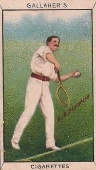 1912 Gallaher Sports Series Tennis