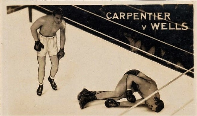 1923 Rocket Famous Knockouts Boxing