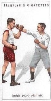 1924 Franklyn Davey Boxing