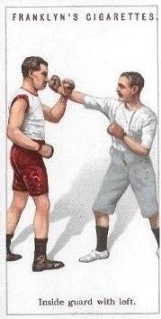1924 Franklyn Davey Boxing