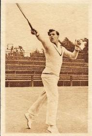 1932 Monopol Sport Photos Tennis