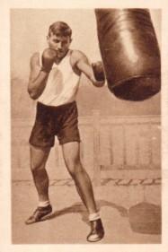 1932 Monopol Sportphotos Boxing