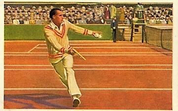 1933 Deutscher Sport Tennis