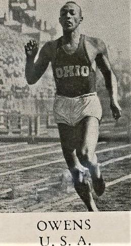 1936 Alfa Jesse Owens